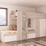 Ako dôvtipne zariadiť detskú izbu pre dve deti?