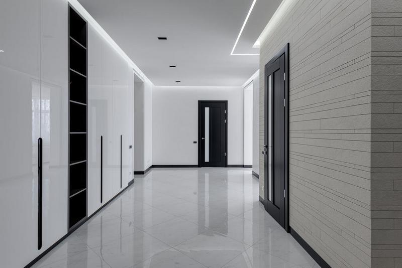 Interiérové dvere moderných ľudí