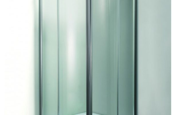 Nie je to len lacné riešenie, sprchový kút dodá vašej kúpeľni aj eleganciu
